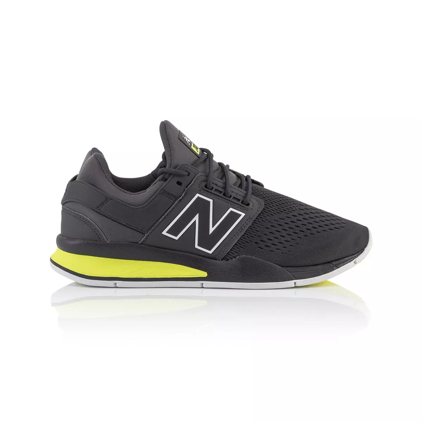 new balance black yellow 480