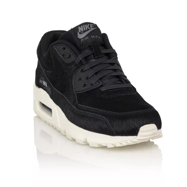 the latest ad103 b2b8d Nike Air Max 90 LX Women s shoe - Black Dark Grey Sail Black