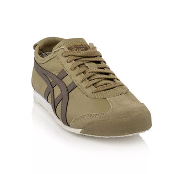 fd9415d7016f Onitsuka Tiger Mexico 66 Casual Shoes - Men s Women s Unisex - Safari  Khaki Dark Taupe