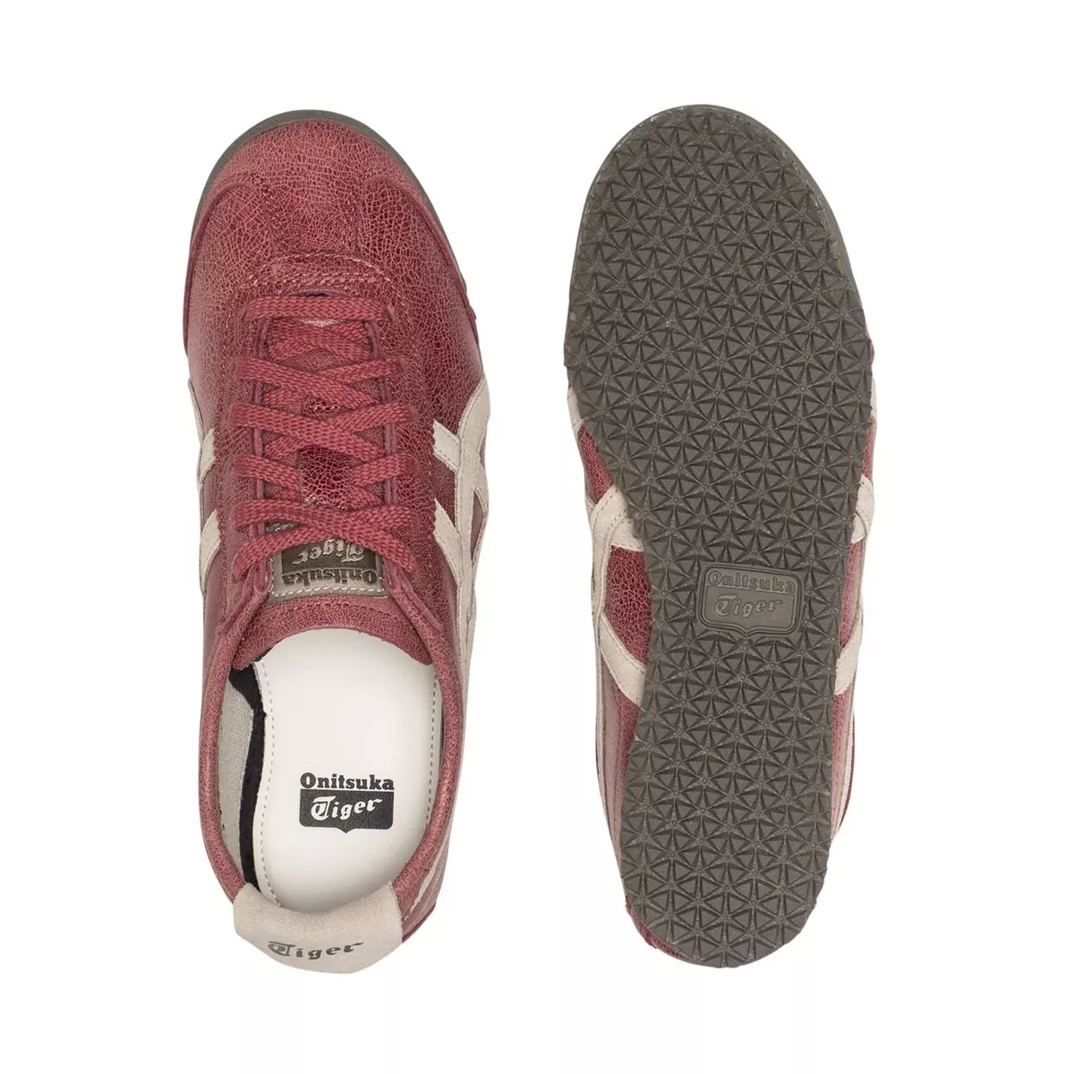 onitsuka tiger mexico 66 red brick journey