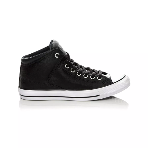 a5598ddae2144 Details about Converse Chuck Taylor High Street Leather Hi Unisex Men's  Women's Casual Shoes -