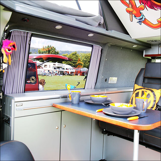 "Mercedes Sprinter /""NEW/"" Premium-Line Side Window Curtain Kit Van-X"