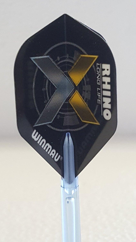 Standard Shape 5 x SETS WINMAU RHINO XTREME DART FLIGHTS