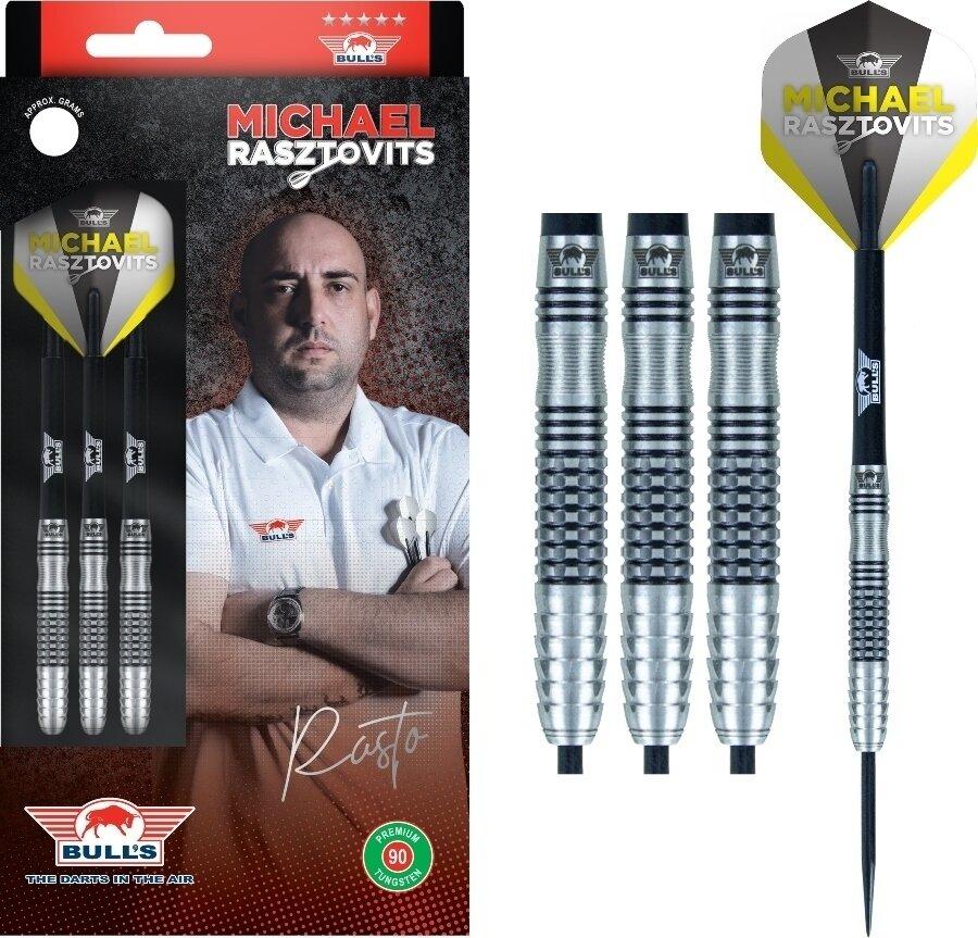 CUESOUL 21 Grams Steel Tip Darts Deluxe Dragon Series with luxury dart case 2304