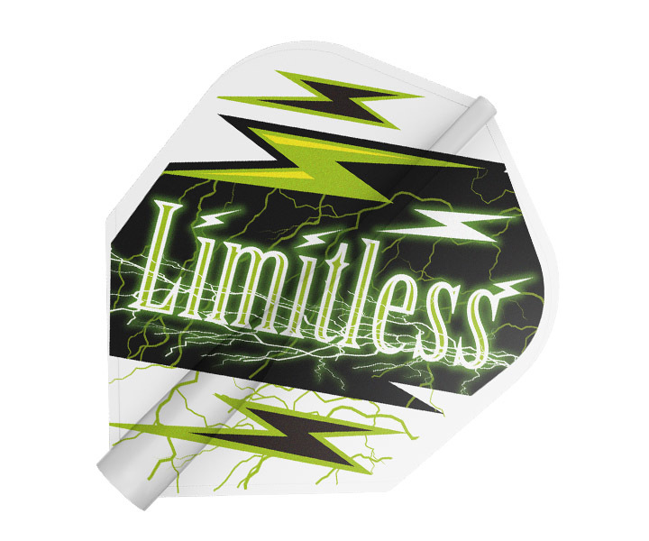 Chris Lim Limitless 8 Flight Shape Dart Flights