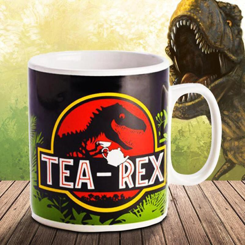 Tea Rex Giant Mug BRAND NEW