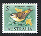 Sg#386 Scott#400 5¢ Thornbill Bird