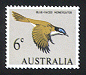 Sg#387 Scott#401 6¢ Honeyeater Bird