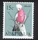 Sg#393 Scott#407 15¢ Galah Bird
