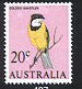 Sg#394 Scott#408 20¢ Whistler Bird