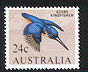 Sg#395 Scott#409 24¢ Kingfisher Bird