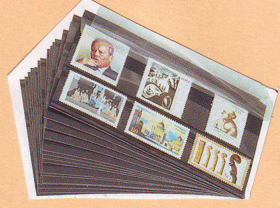 PRINZ STOCKCARD 2 Strips 148 x 85mm