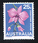 Sg#424 Scott#438 25c Cooktown Orchid