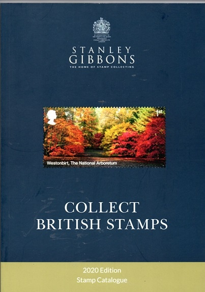 STANLEY GIBBONS COLLECT BRITISH STAMPS  2019 EDITION