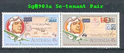 Sg#903a Scott#890-01 NZ/PNG Airmail