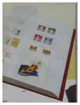 PRINZ Sixteen White  Page Stock Book = 32 sides
