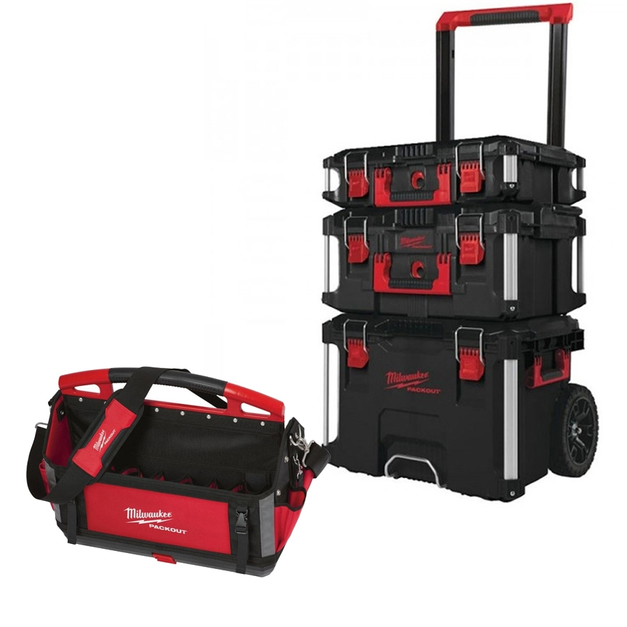 Milwaukee 4932464086 40 cm packout Tote Toolbag