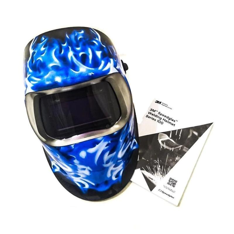 maschera saldatore autoscurante 3m