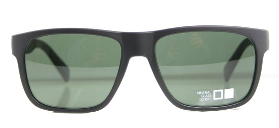 c753349c2f Otis Life On Mars Sunglasses in Matte Black Grey 9339740032103