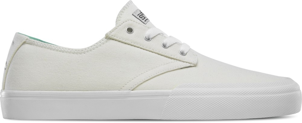 Details about Etnies Jameson Vulc LS X Sheep Shoes Mens in White