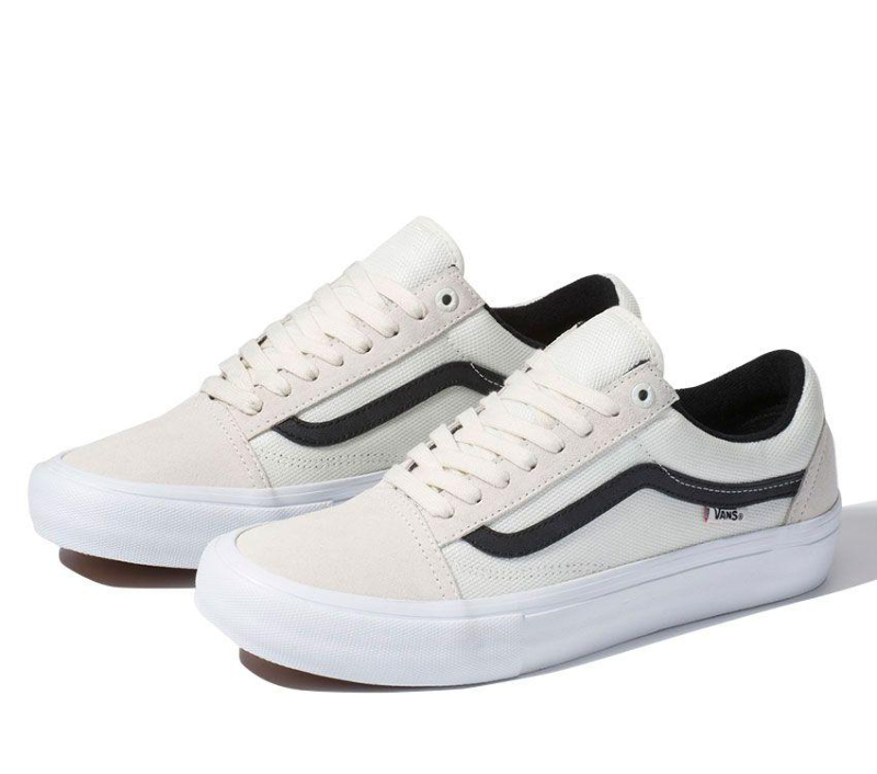 Details about Vans Old Skool Pro Shoes Mens in Ballistic Marshmallow