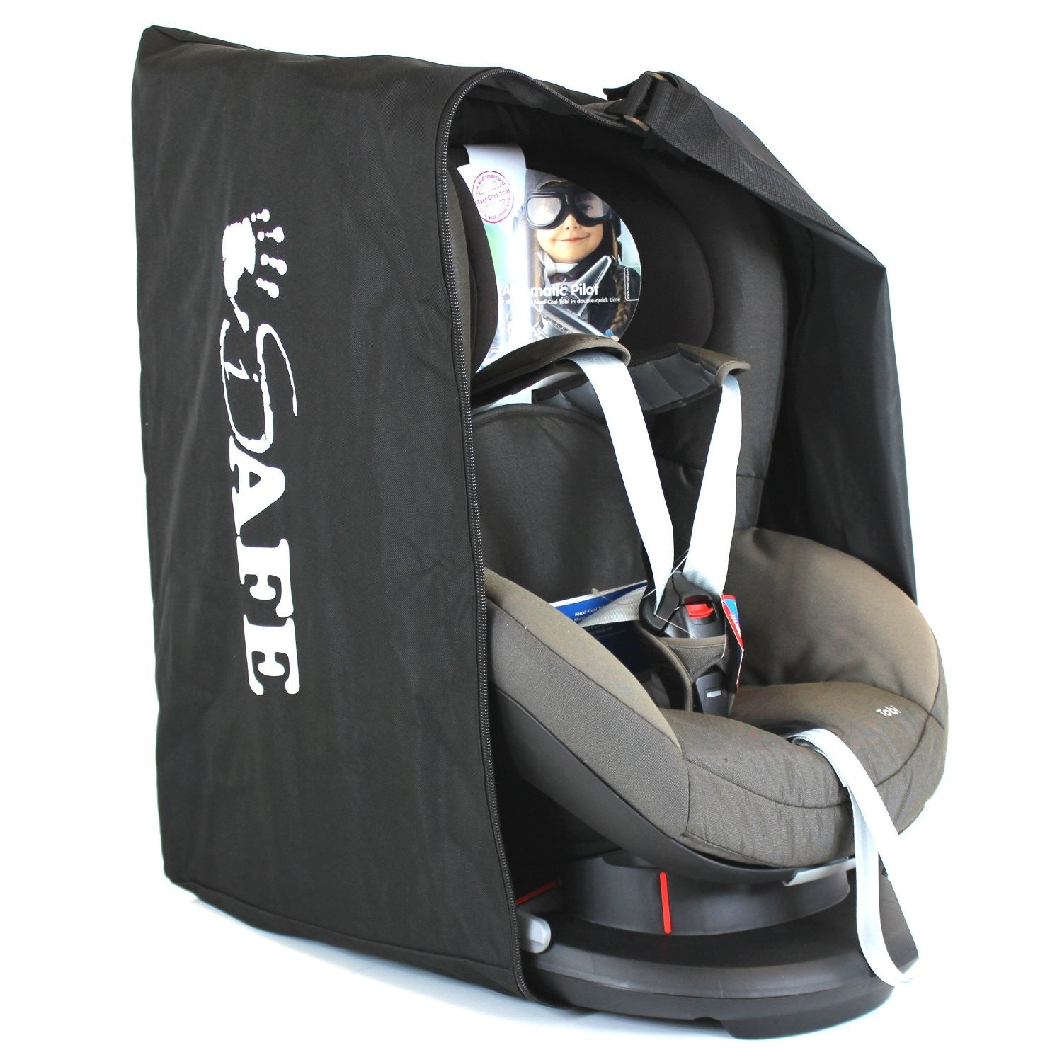 By iSafe Carseats iVogue Adapter For Maxi-Cosi 0