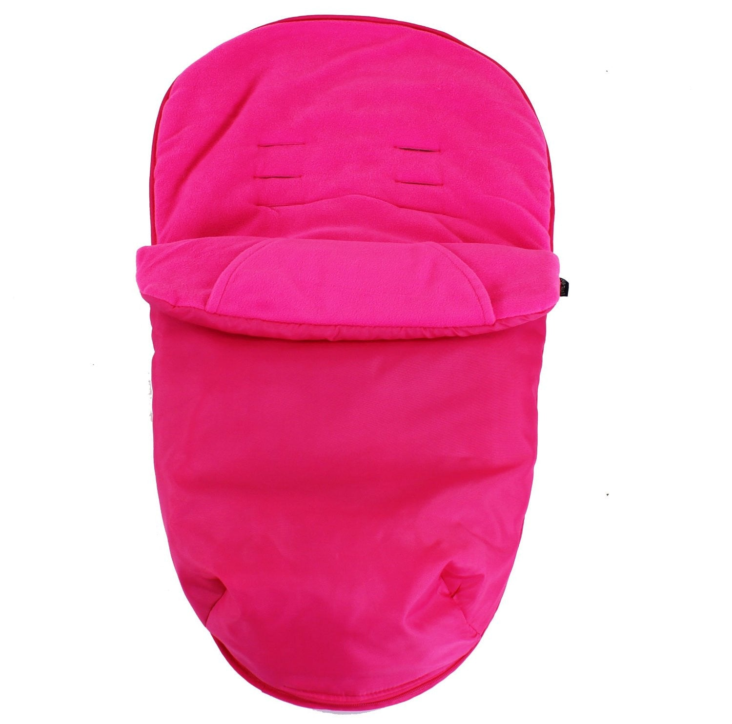 Premium Pushchair Footmuff Pink Rose Cosy Toes For Quinny Buzz Xtra