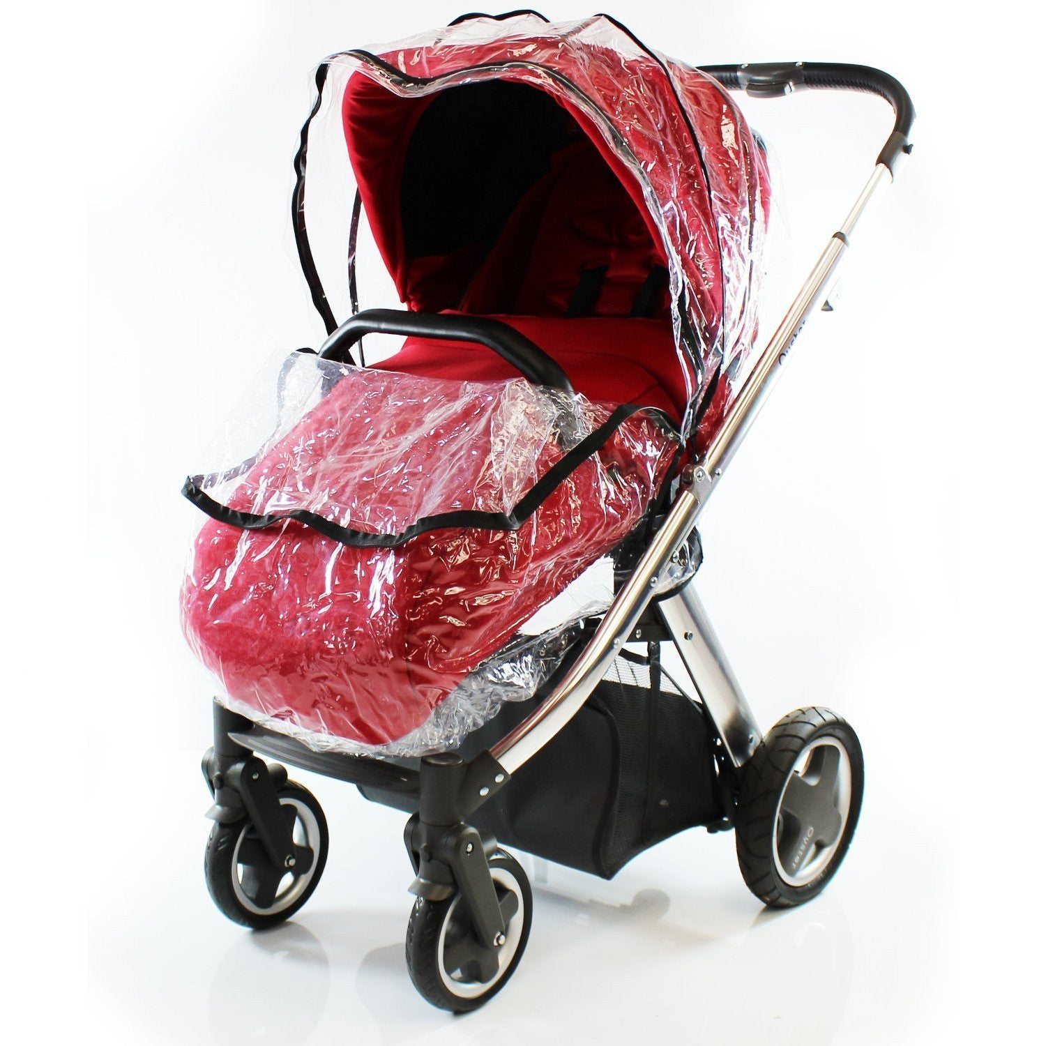 Ziko RC Rain Cover To Fit Cosatto WOW 3 in 1 Pram
