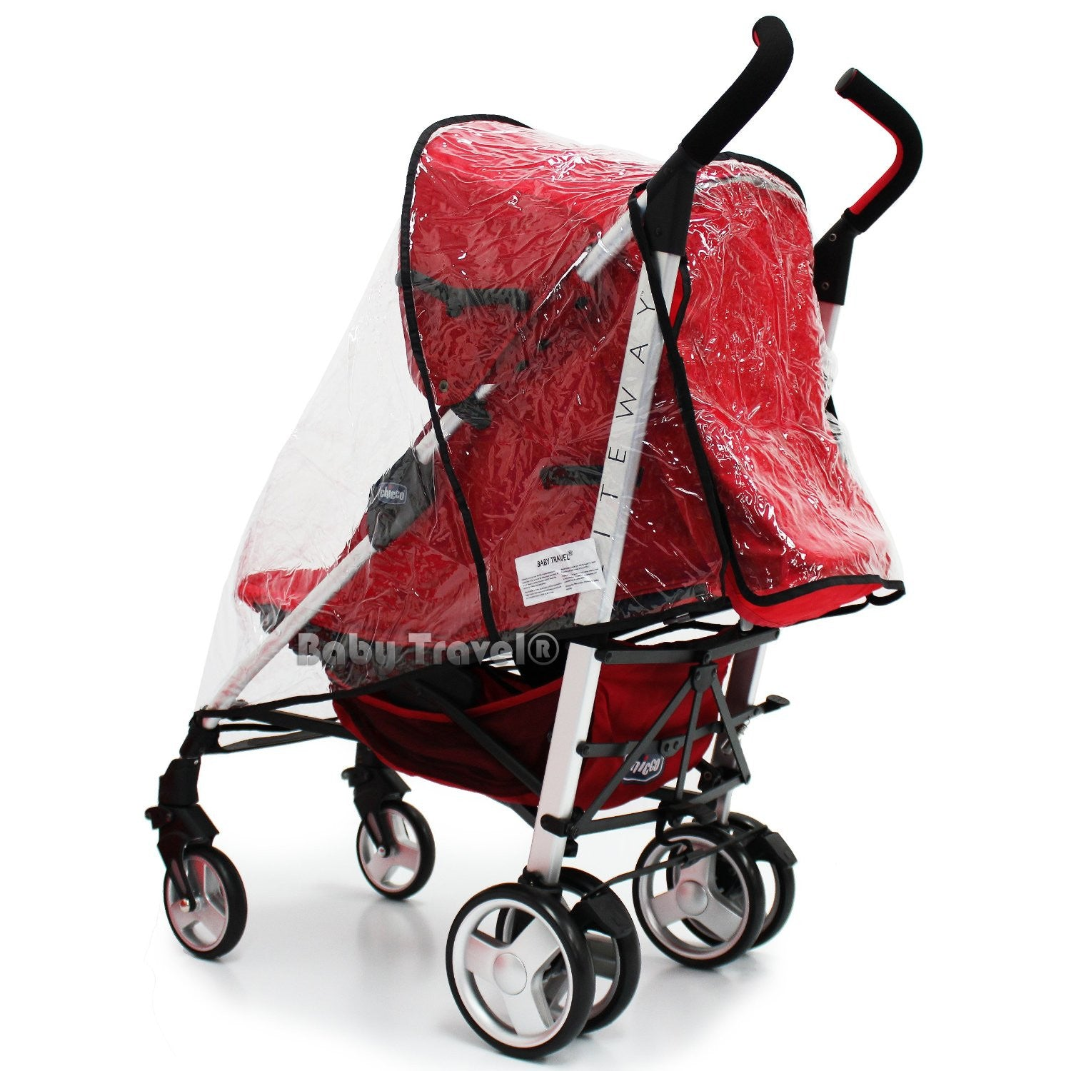 Raincover Compatible with Britax Trekker