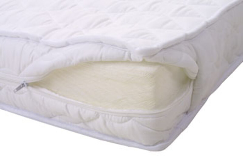 buy popular df38a 4cfc2 Details about Baby Cot Bed Spring Mattress Cotbed Size: 139 x 69 x 14 cm.