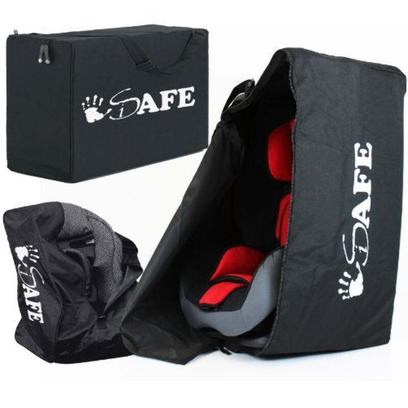 Details about iSafe Carseat Travel Bag For Joie Every Stage Car Seat