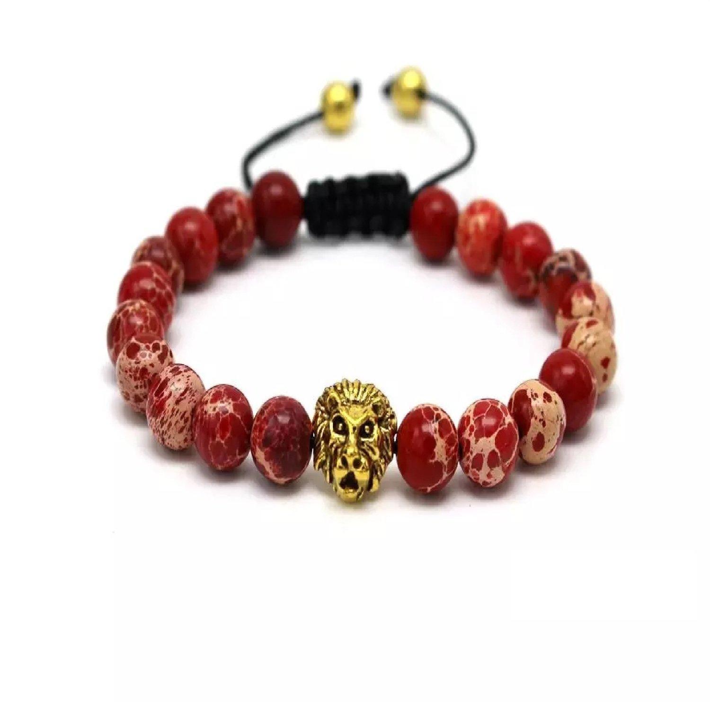 skull shamballa bracelet adjustable beads crystal turquoise black head hematite