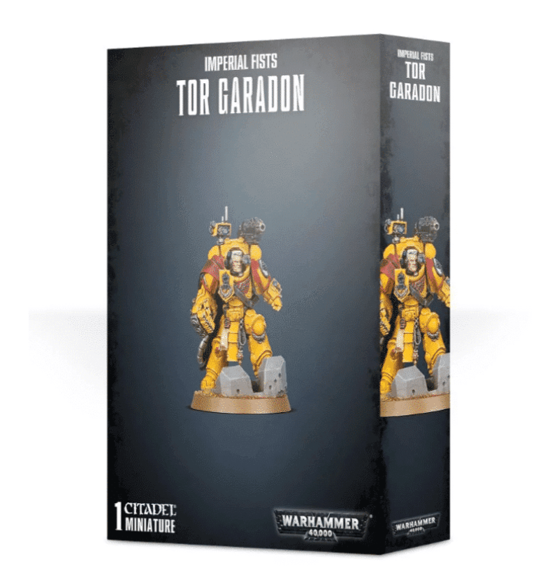Warhammer 40k Unopened Tor Garadon Games Workshop New