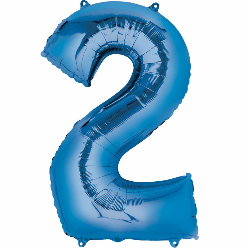 "NEW  Themed  Party Letter S Blue Minishape Foil Balloons 16/""//40cm A04"