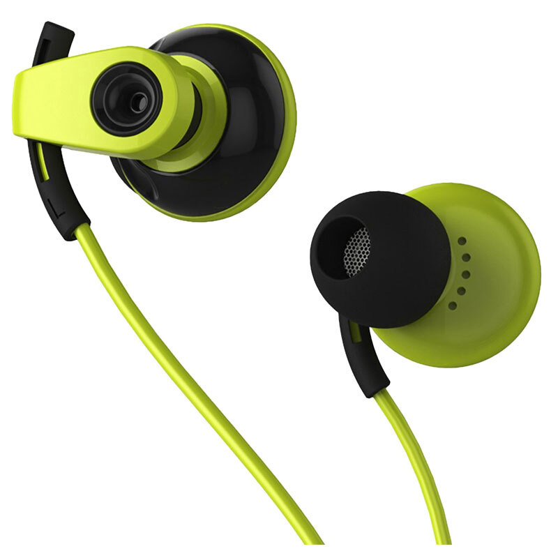 Blueant Pump Boost Wired Hd Audio Sportbuds Green 878049002350 Ebay