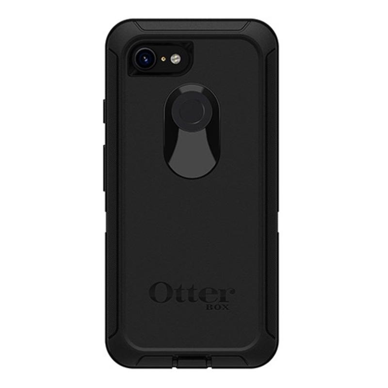 size 40 b51b3 db52b Details about Otterbox Defender Case for Google Pixel 3 XL - Black
