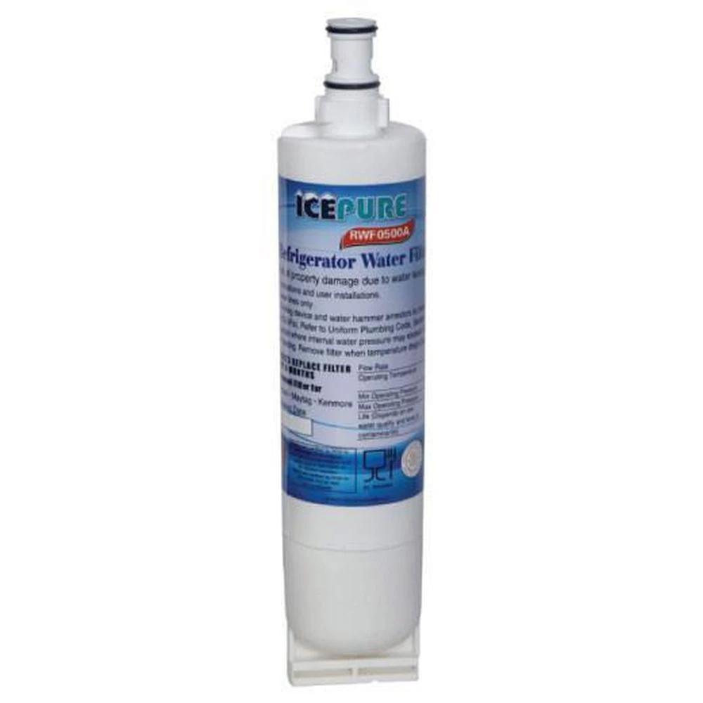 Fridge Water Filter Replacement Whirlpool L400V L400 WF-L500 WFL500 L500 Bulk
