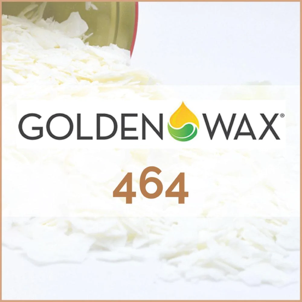 2kg Golden 464 Soy Wax Flakes Bucket 100/% Pure Natural Candle Melts Chips Tub