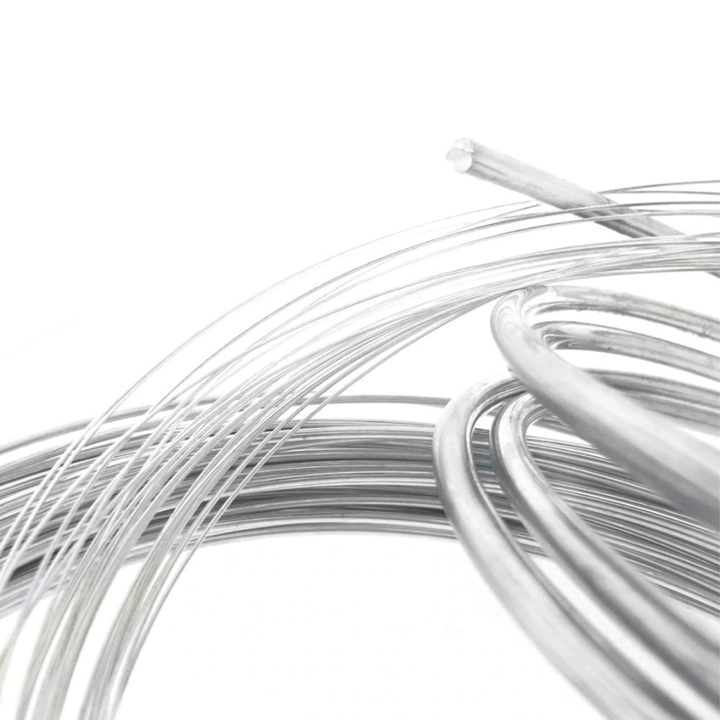 50 ft- 30g ARGENTIUM sterling silver wire DS,,wire commercial supplies Round for jewelry making