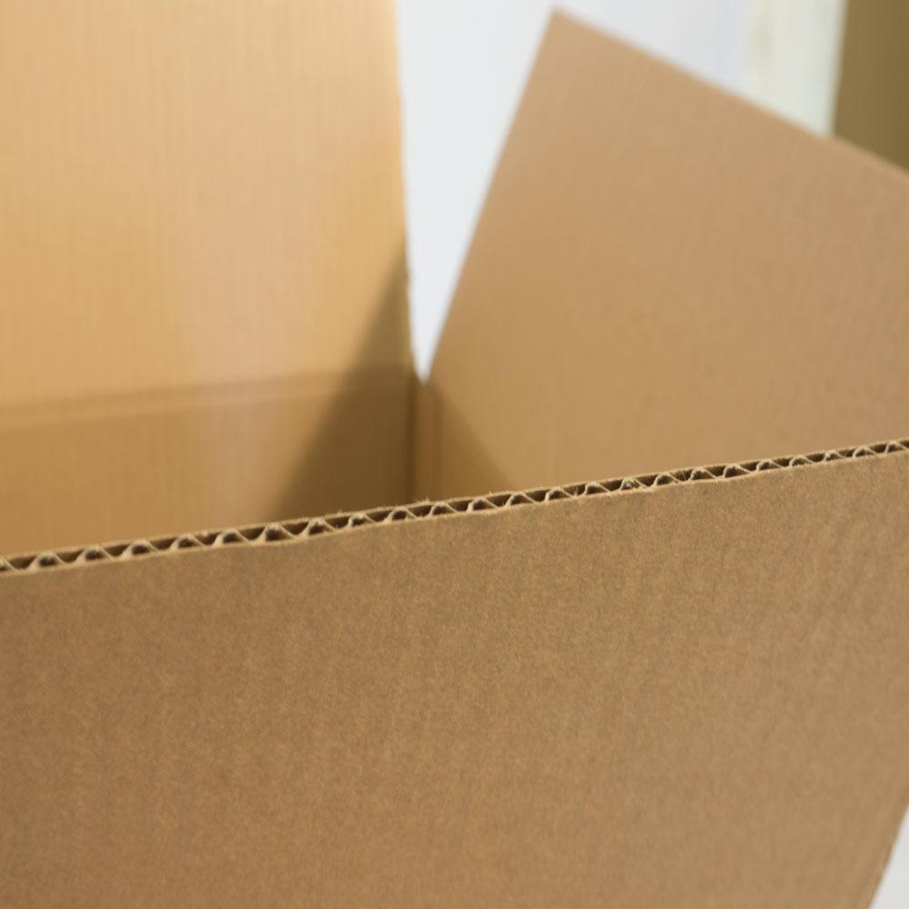 25x Cardboard Boxes 305x215x255mm Carton Box Moving Packing Storage Packaging