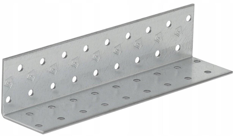 Galvanised Corner Brace 90 Degree 2.0mm Angle Bracket Joist Timber Mending CE //1