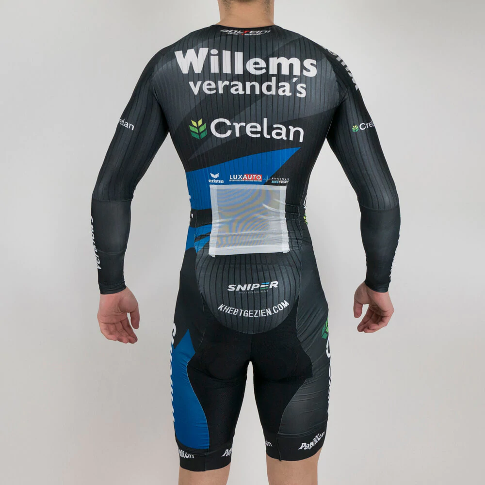 Doltcini Skin Suit SS Pro-Veranda/'s Willems Crelan
