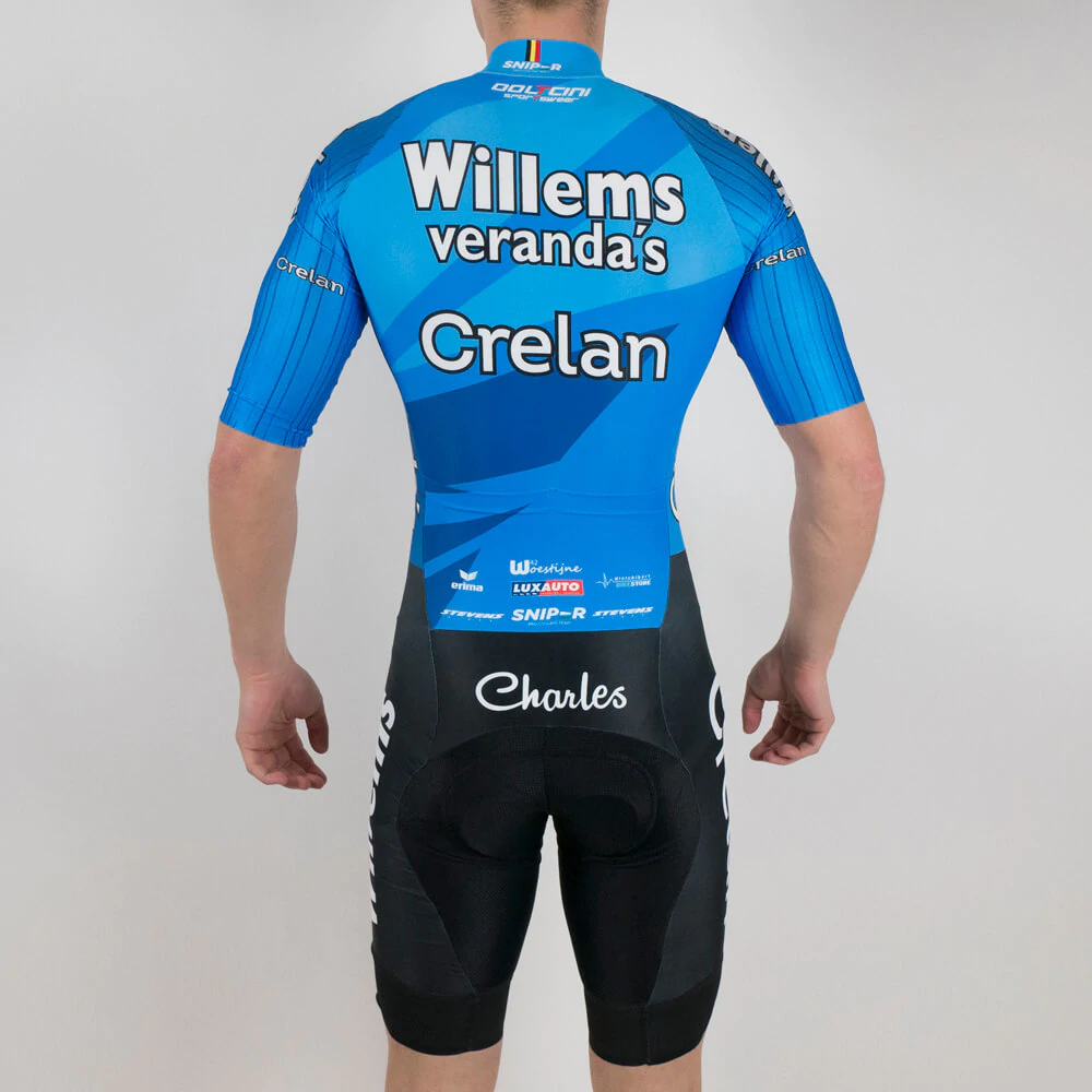Doltcini Pro BIB Shorts Veranda/'s Willems Crelan