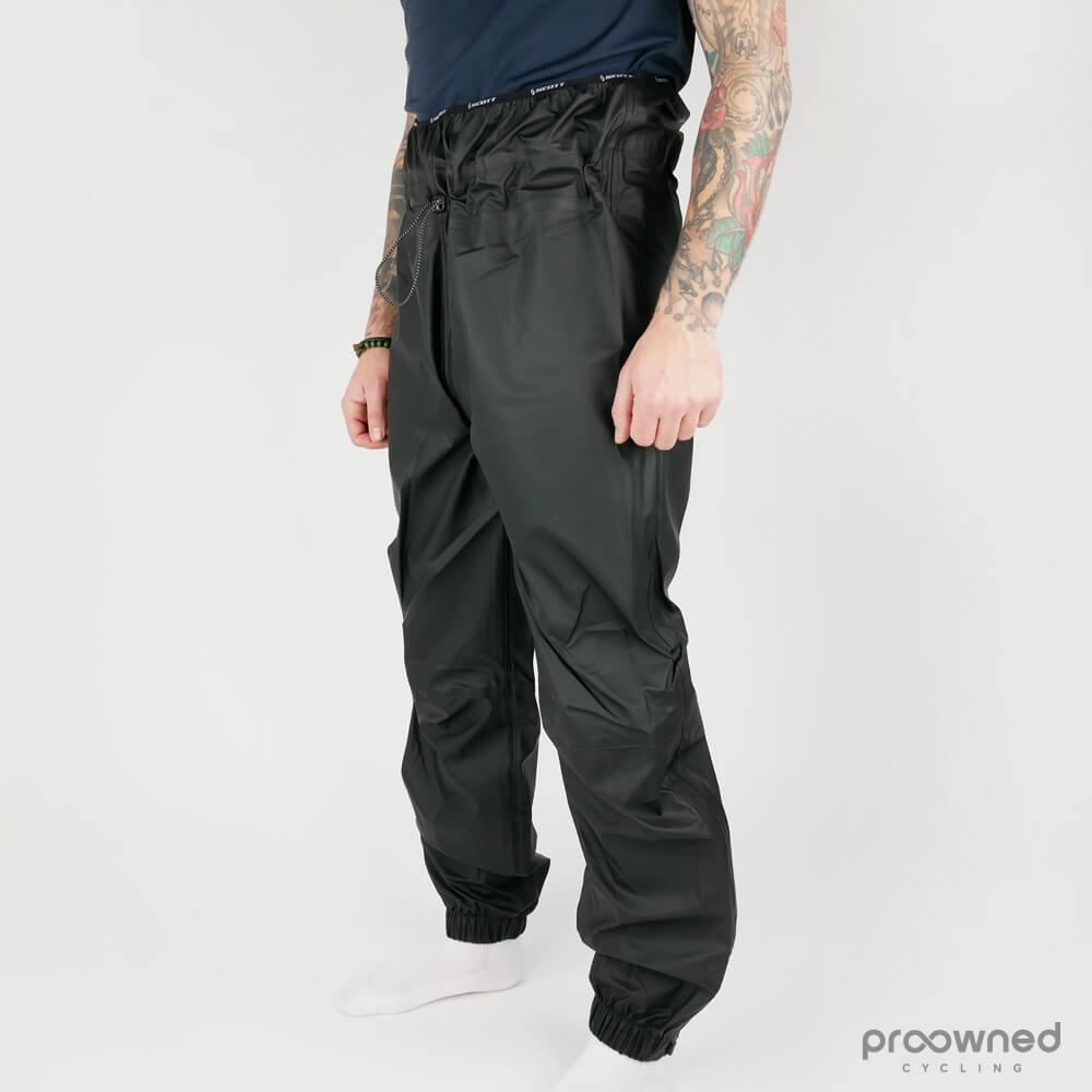 Scott RAIN PANT ERGONOMIC PRO DP BLACK XL