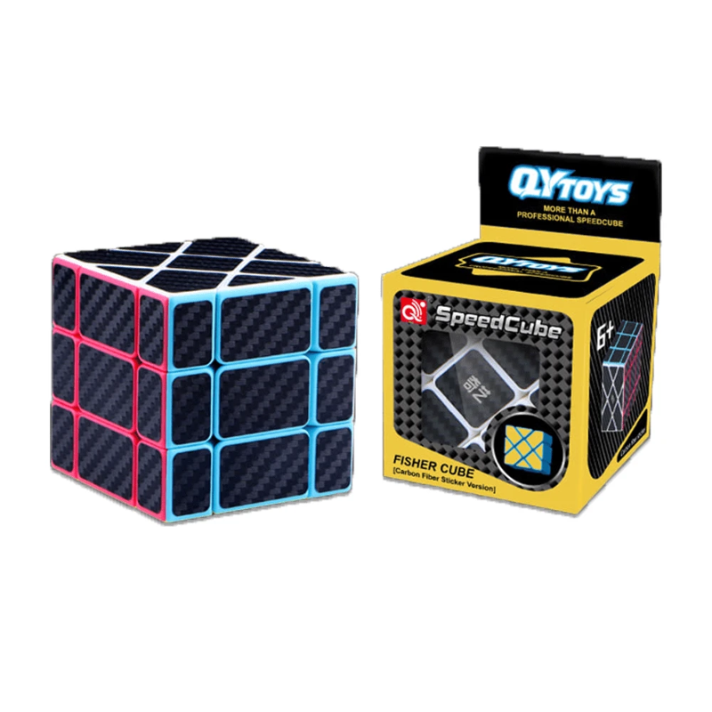 QiYi Windmill Cube Carbon Fiber Edition