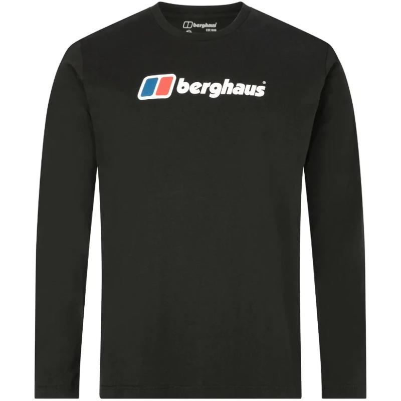Berghaus Big Corp Logo Short Sleeve T-Shirt Uomo