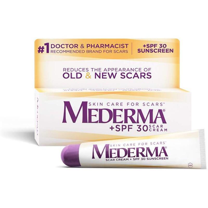 Mederma Spf 30 Scar Cream Ebay