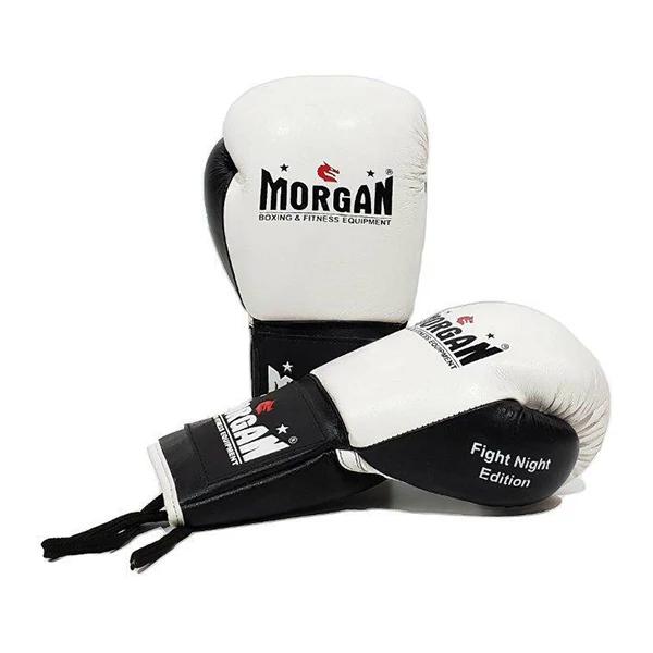 5 Sizes High Density Padding Classic Boxing Gloves Bag Mitts Morgan Sports