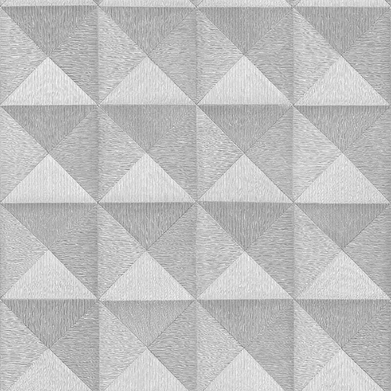 Details About Silver 3d Effect Metallic Textured Wallpaper Ba220061