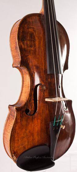 violin Angle